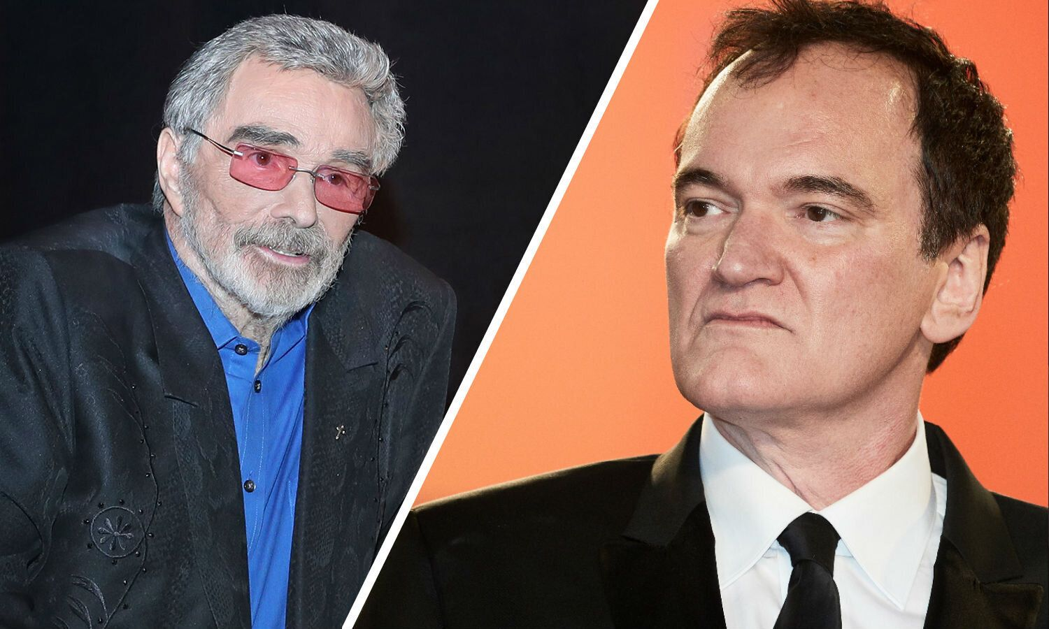 Burt Reynolds was reading lines for 'Once Upon a Time in Hollywood' when he died, says Quentin Tarantino (Credit: Getty)