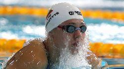 Championne olympique de natation, elle prend sa retraite à 22 ans après une