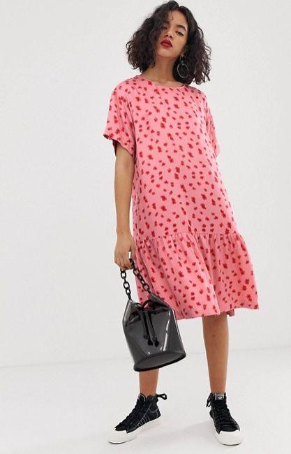 202ab01cfc Love That Polka-Dot Zara Dress? Here Are 9 Drop Hem Alternatives To ...