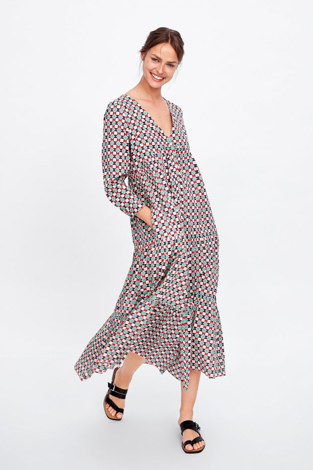 Love That Polka-Dot Zara Dress?Here Are 9 Drop Hem Alternatives To