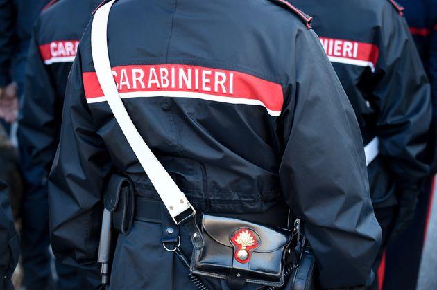 Les carabiniers ont lancé leur opération à l'aube./ Photo