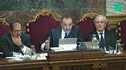 La reprimenda de Marchena al fiscal por su pregunta sobre la