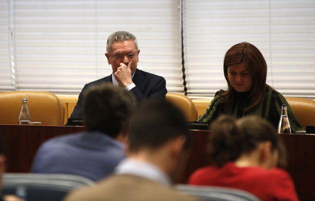 La Fiscalía Anticorrupción exculpa a Gallardón y a Ignacio González por la compra de Inassa en