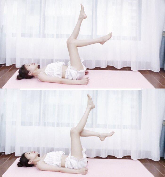 大腿內側肥肉卡卡?只要3個動作,在家也能輕鬆找回大腿縫