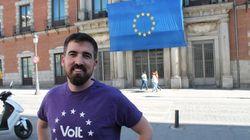 Un joven español, extrabajador de la NASA y del Banco Mundial, busca hacer historia en el primer partido político