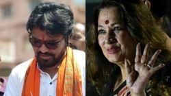 Moon Moon Sen Loses To BJP's Babul Supriyo In