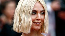 Chiara Ferragni ci dà un taglio per Cannes, ma non è come