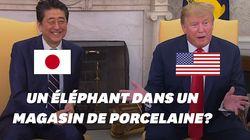 Au Japon, Trump va détonner face aux coutumes rigoureuses du