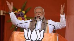Election 2019: Modi Leads BJP Landslide With Win In