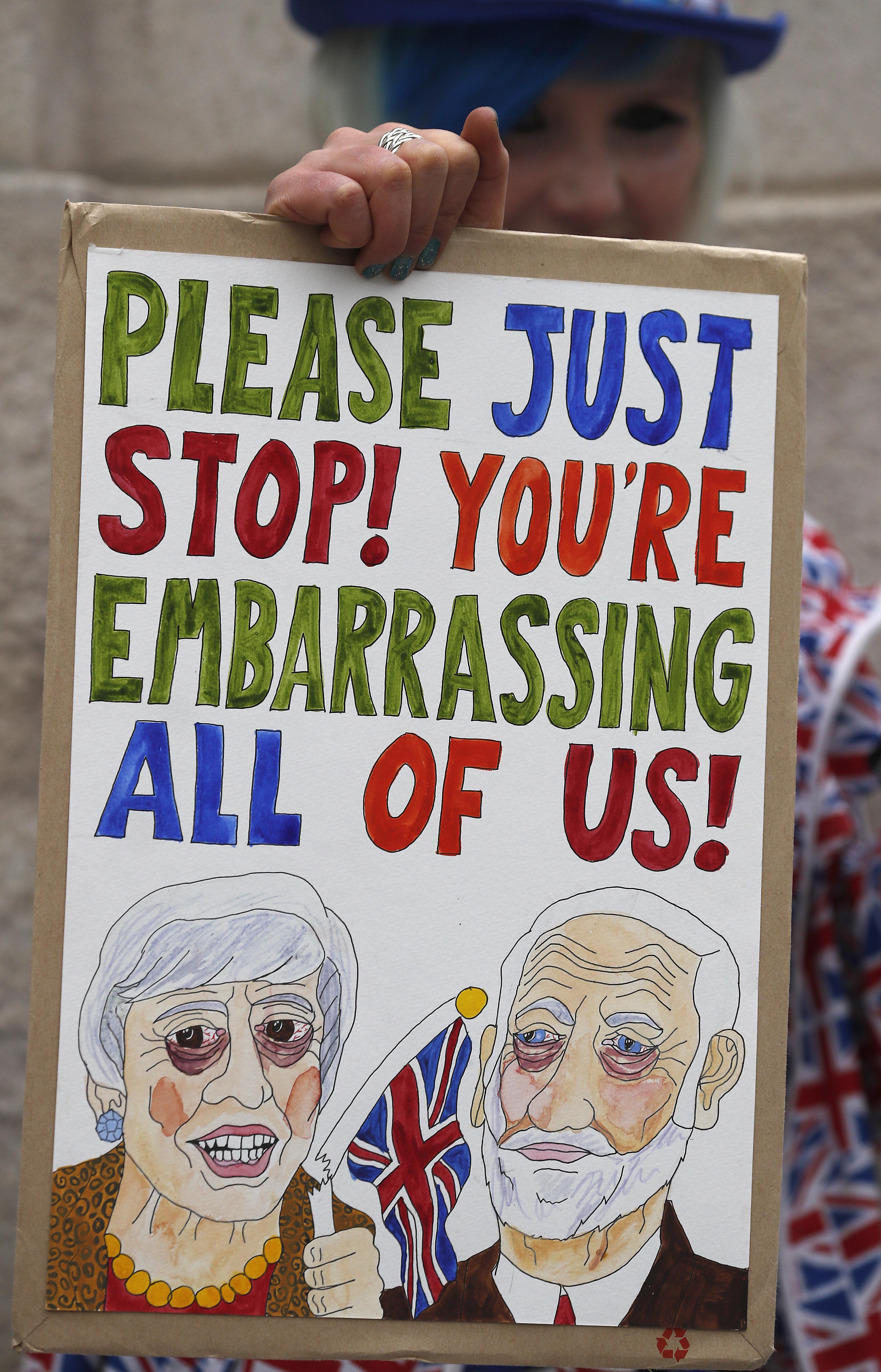 Queste elezioni europee saranno una batosta per Labour e Tory