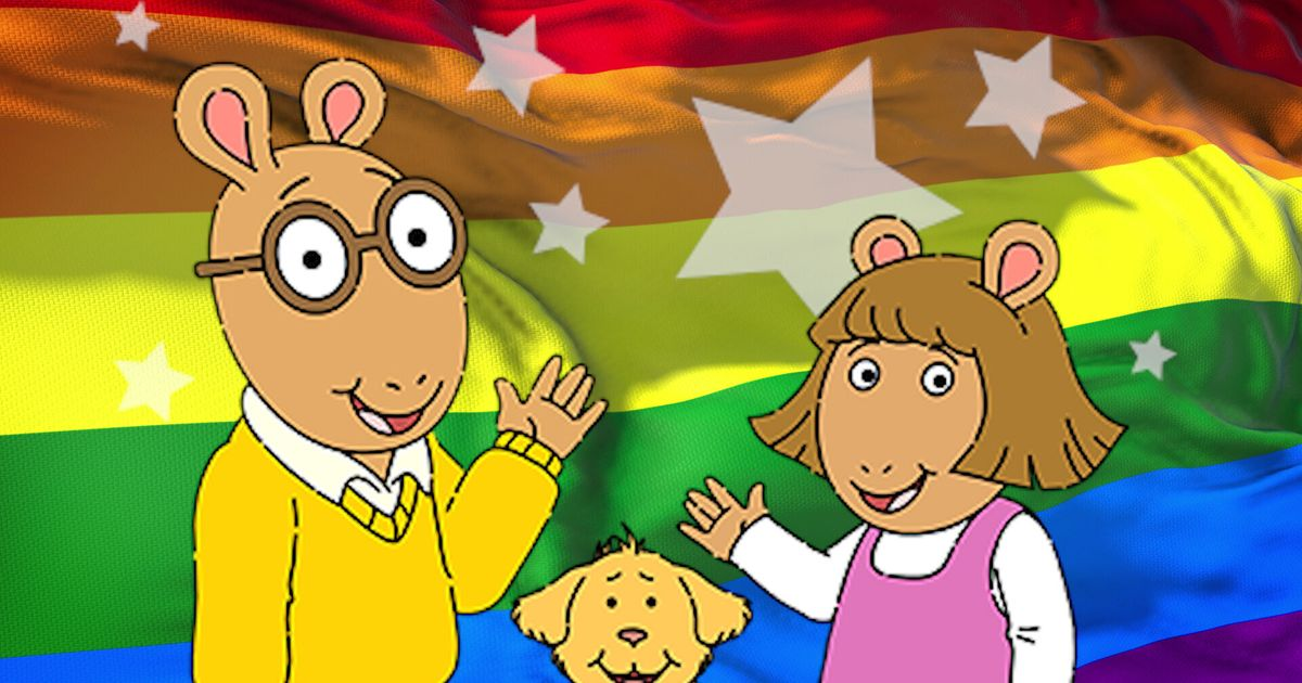 "Alabama Bans Same-Sex Marriage In Children's TV Show ""Arthur"""