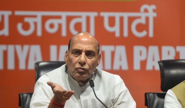 Elections 2019: BJP's Rajnath Singh Wins From