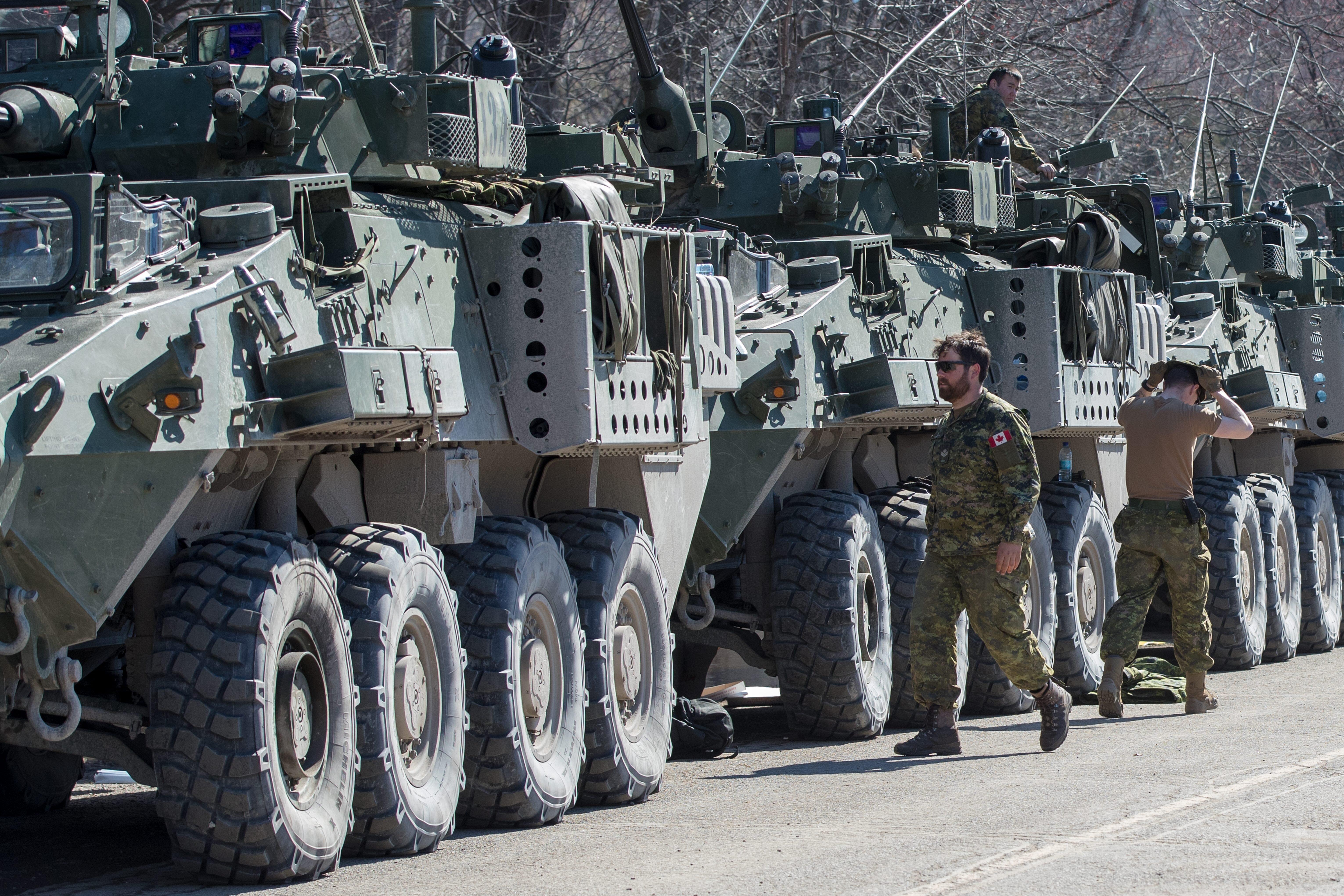 Inconduites sexuelles dans l'armée: peu de