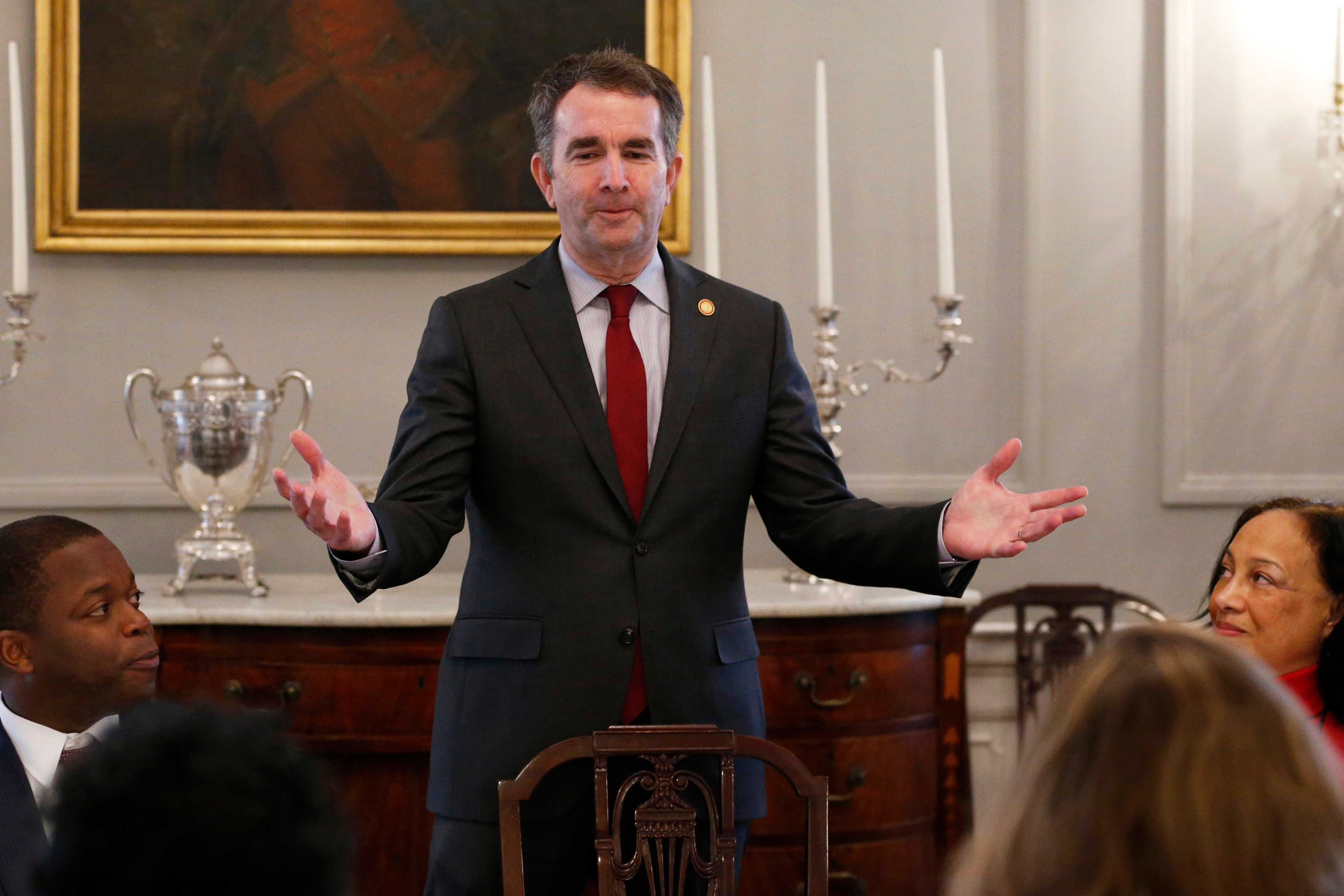 Probe Into Racist Photo In Gov. Ralph Northam's Yearbook Complete