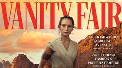 Διπλό εξώφυλλο για το νέο «Star Wars» από το Vanity