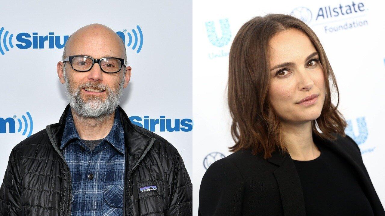 Natalie Portman Calls out Moby