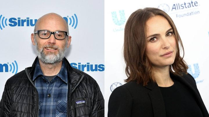 Natalie Portman called out musician Moby for allegedly lying about their relationship.
