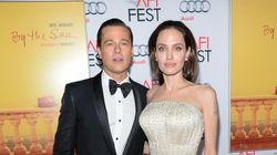 Brad Pitt et Angelina Jolie enterrent la hache de