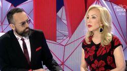 Carmen Lomana critica con dureza a una política en 'Todo es mentira':