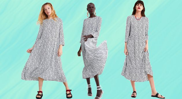 8 Zara Dress Owners Share The Weirdest Things That Have Happened While Wearing It