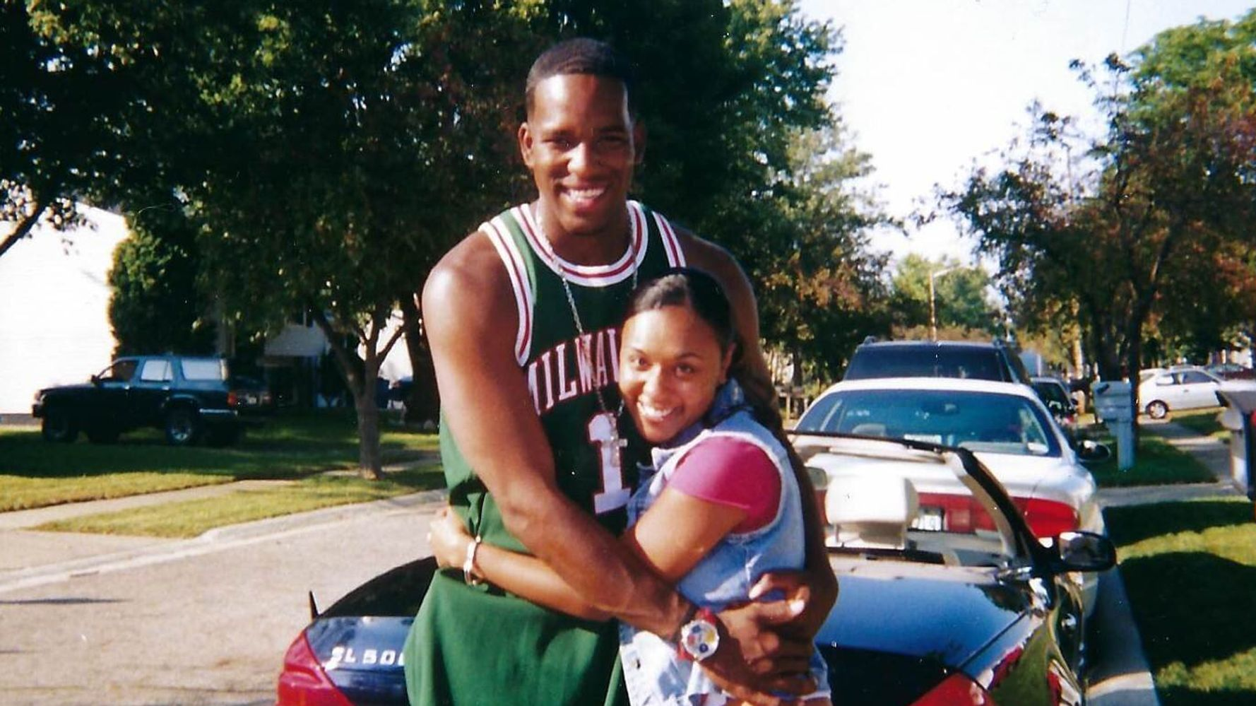 Players famous wives with nba NBA Ex