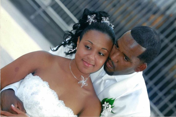 We got married in 2006 at the Renaissance Hotel in Columbus, Ohio.