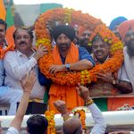 BJP's Sunny Deol Leading By Almost 70,000 Votes Over Congress' Sunil Jhakhar in