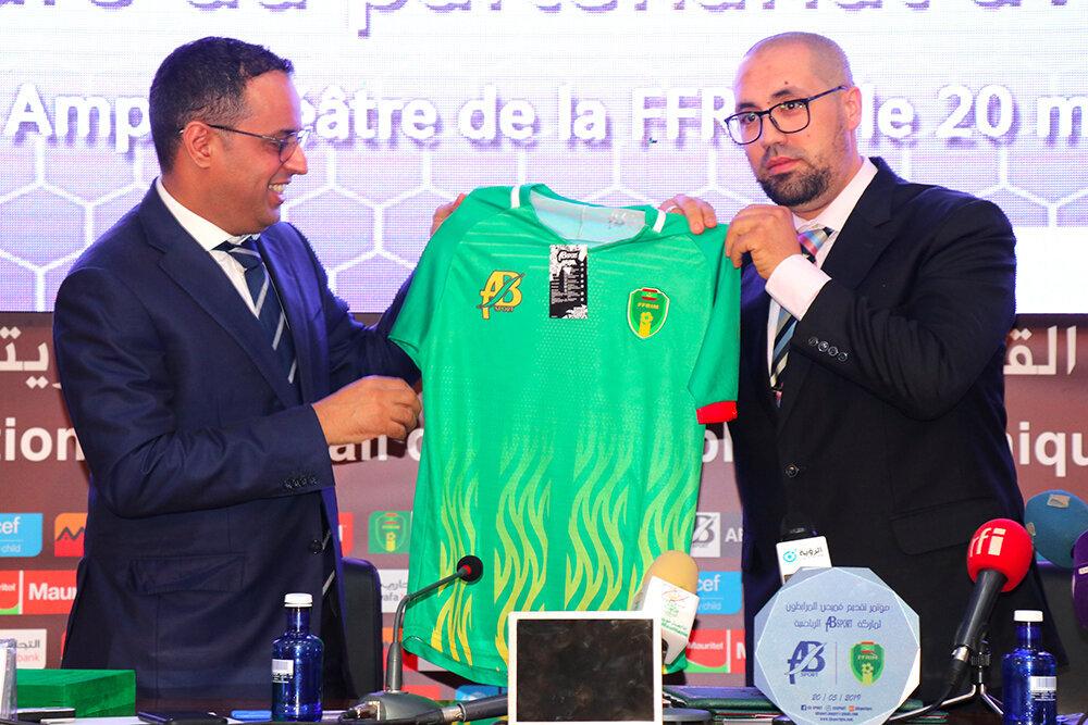 Pour ses maillots de la CAN, la sélection mauritanienne opte pour un équipementier marocain | Al HuffPost Maghreb