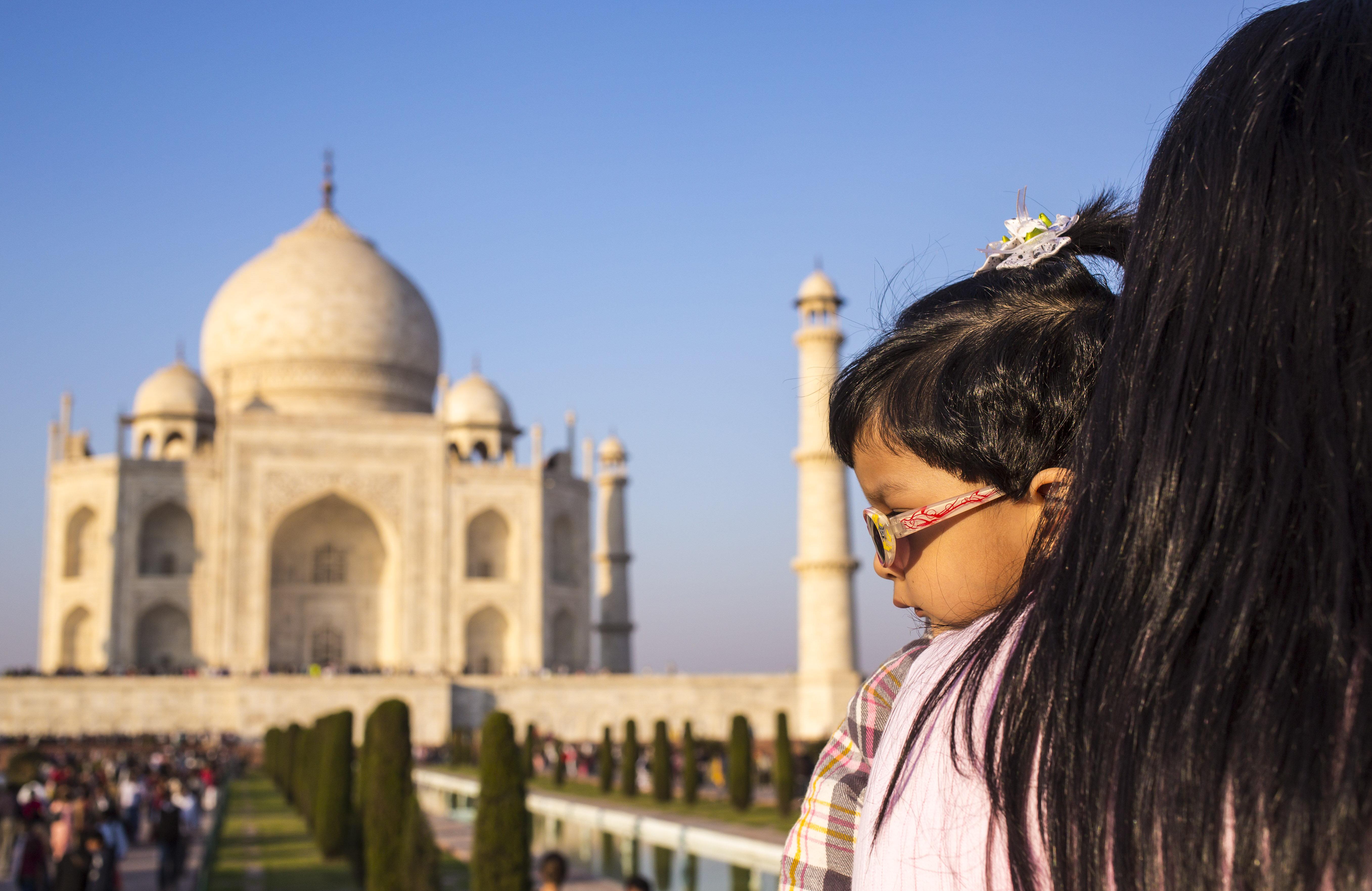 Taj Mahal Adds Breastfeeding Room For 'Millions Of Mothers Who