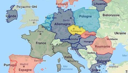 Les sondages pour les européennes dans les 28 pays compilés en une