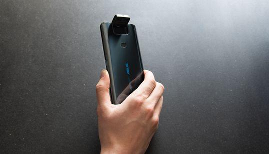 L'Asus Zenfone 6 et sa caméra espion rotative ne vous quittent pas des