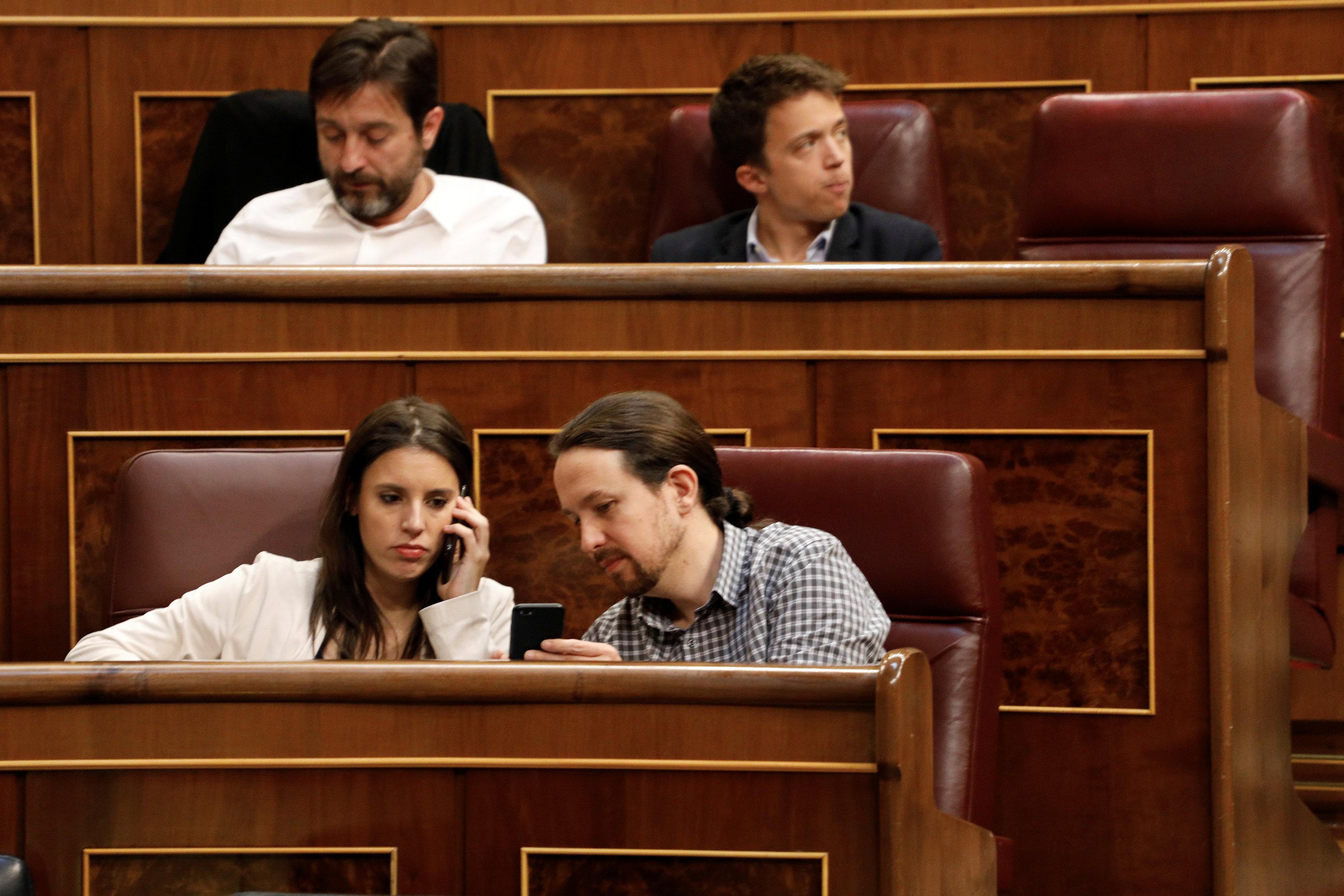 La 'noticia' sobre Pablo Iglesias e Irene Montero y su vida privada que no te debes