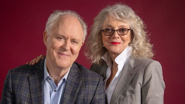 john lithgow blythe danner tomorrow man