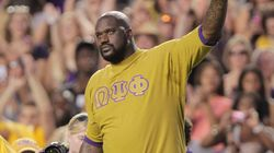 Watch Shaquille O'Neal Break Out Into 'O Canada' After Raptors