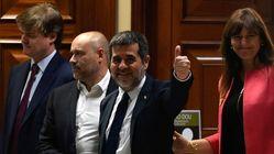 Junts per Catalunya propondrá al preso Jordi Sànchez para acudir a la ronda de consultas con el
