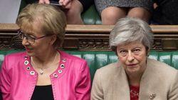 Dimite Andrea Leadsom, líder de la Cámara de los Comunes, por el nuevo plan del
