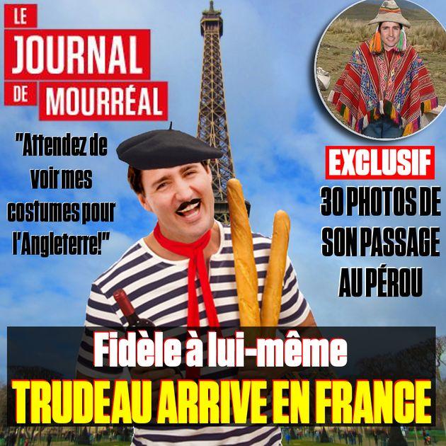 Le site satirique «Journal de Mourréal» ne pourra plus utiliser ce