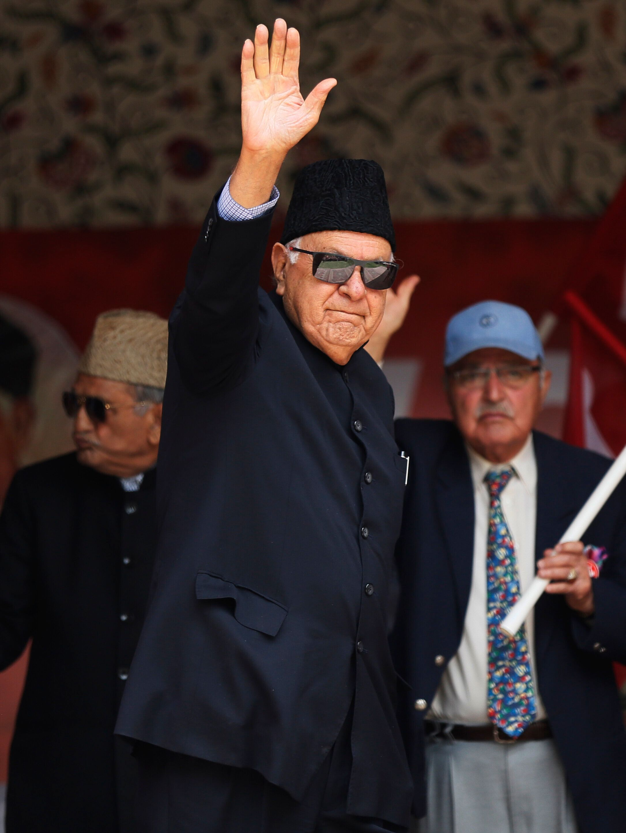 Election Results 2019: Farooq Abdullah Leading From Srinagar By More Than 38,000