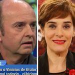Encontronazo entre Anabel Alonso y Juanma Rodríguez, de 'El Chiringuito', en Twitter: