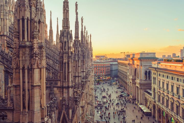 Milan, Italy, has been named NewCities' 2019 Wellbeing City.
