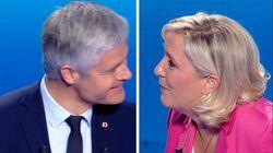 """Le Pen a séché Wauquiez sur son débat de la présidentielle pendant """"L'Émission"""
