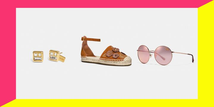 07838078f3ff Coach Shoes And Accessories Are On Sale Right Now. Get shoes, jewelry and  sunglasses ...