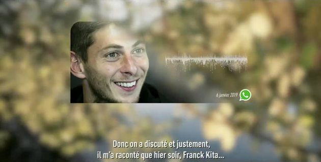 L'enregistrement d'Emiliano Sala qui accable le FC