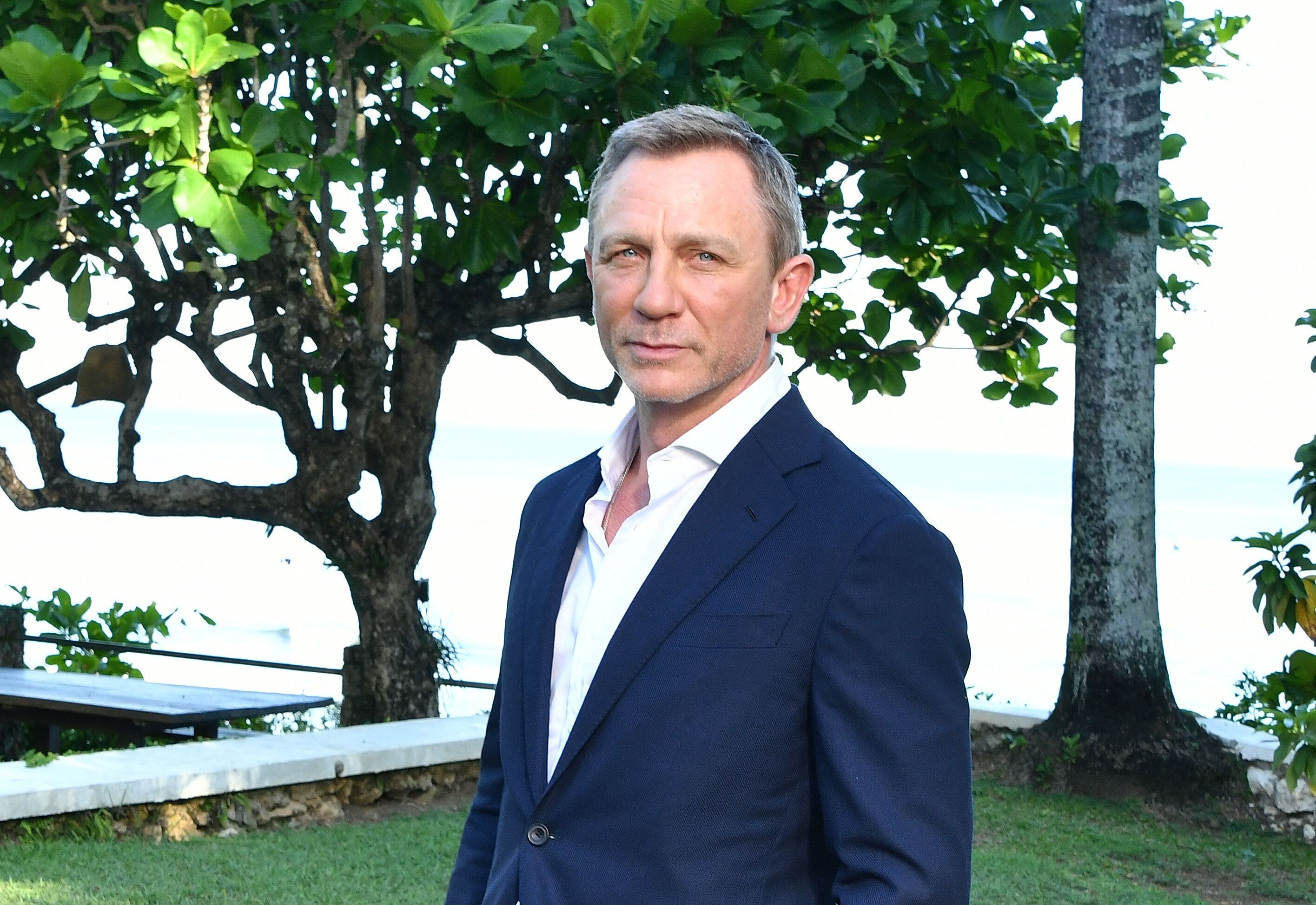 Daniel Craig s'est blessé sur le plateau du nouveau James