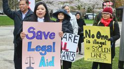 Vast Majority Of Ontarians Oppose Ford's Cuts To Legal Aid: