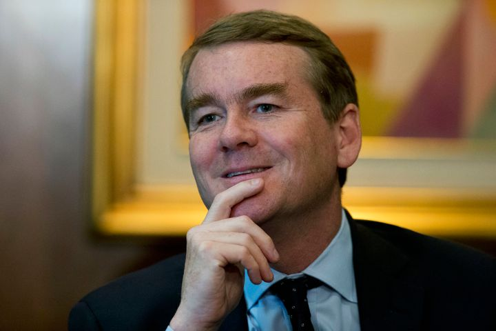 Michael Bennet is a senator from Colorado and former head of the Denver school district.