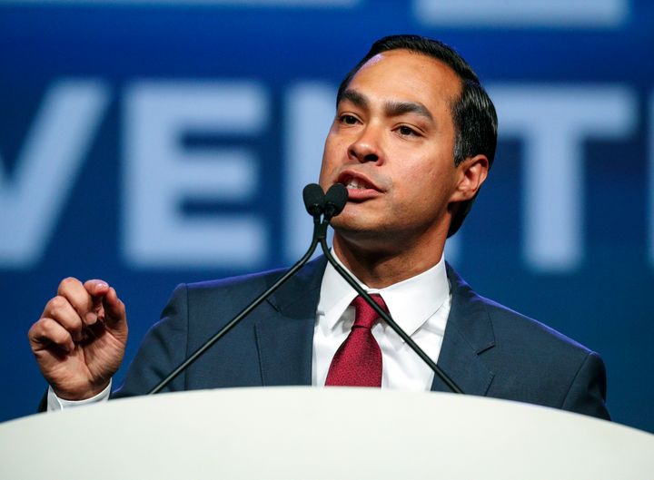 Julián Castro says his first action in office would be signing an executive order recommitting the U.S. to the Pa