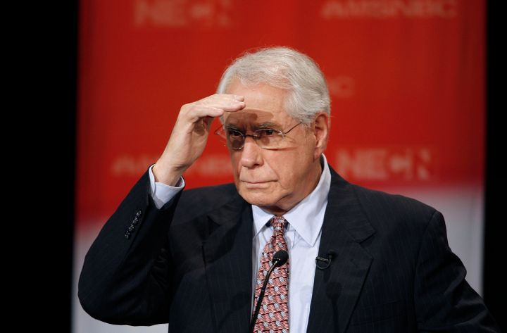 Mike Gravel has said he isn't running to win but rather to push the Democratic field to the left.
