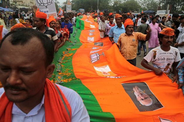 Bengal's Saffron Surge: Hindutva To Mamata Bashing, How BJP Broke