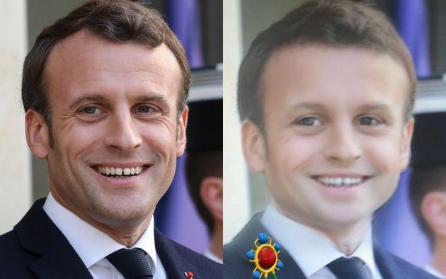 에마뉘엘 마크롱 프랑스